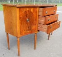 Yew Sideboard in Antique Georgian Style - SOLD